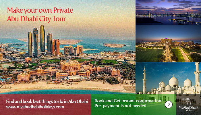 Make your own Private Abu Dhabi City Tour_New
